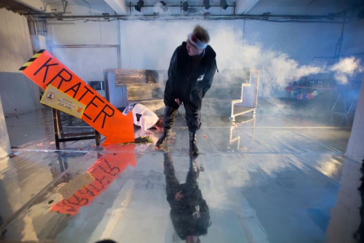 Thalia-Soap: Rennbahn der Leidenschaft. Foto: Krafft Angerer