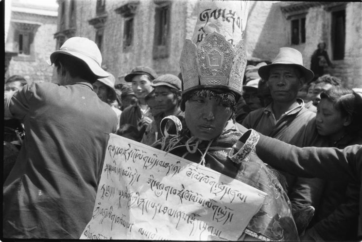Tsering Dorjee, Kuturrevolution in Tibet, 1966